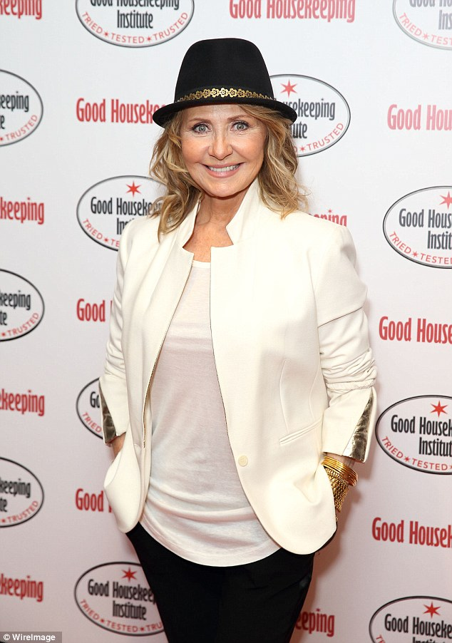Singer Lulu at Good Housekeeping Gala