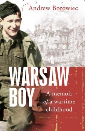 Warsaw Boy book cover