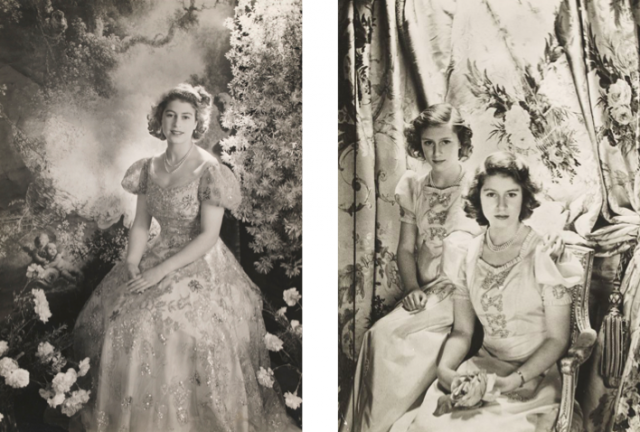 Cecil Beaton brands the Royals