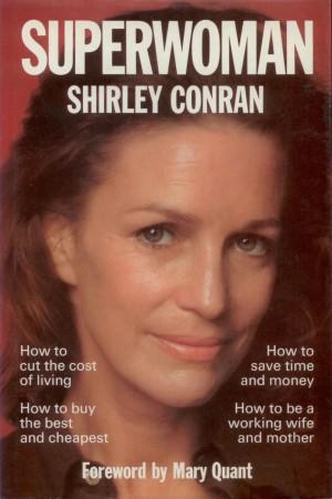 Superwoman by Shirley Conran